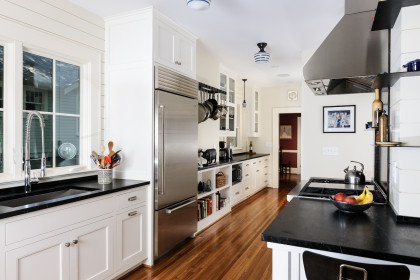 Kitchen Renovation:  A Remodel that Fits