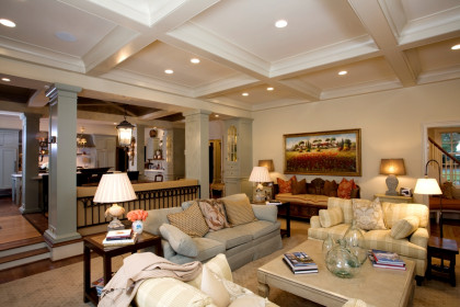 Full Home Remodel:  Entertaining Indoor & Out