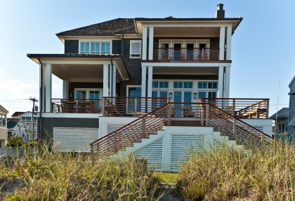 Andrew Roby Signature Home:  Beach House Bliss