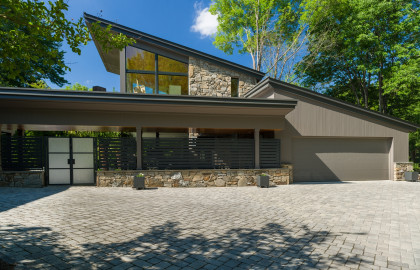 Andrew Roby Signature Home:  Ground Up Pool House