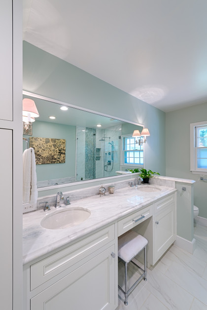 Master & Guest Bathroom Renovations