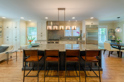 Kitchen Renovation:  A Kitchen for All Times