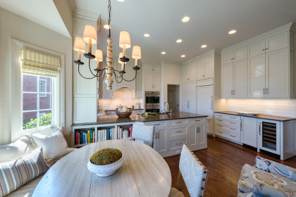 Kitchen Renovation:  Fit for a Family