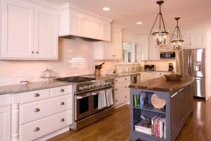 Kitchen Renovation:  Timeless Style