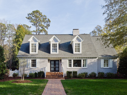 Full Home Remodel:  Traditional Home Receives Modern Makeover